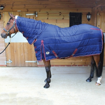 JHL Jumpers Horse Line Mediumweight Stable Combo Rug