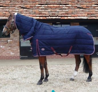 JHL Jumpers Horse Line Heavyweight Stable Combo Rug