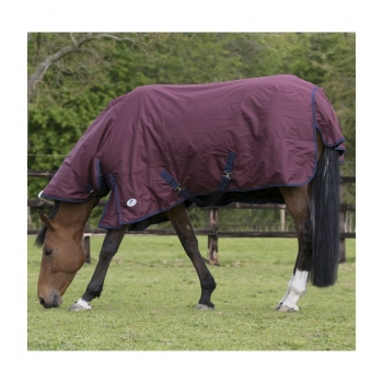 JHL Jumpers Horse Line Essential Mediumweight Combo Turnout Rug