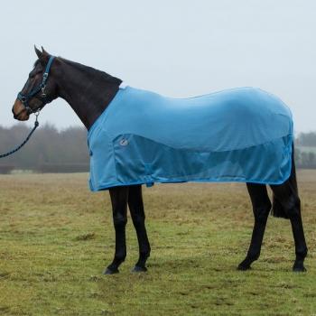 JHL Jumpers Horse Line Essential Fleece Mesh Rug