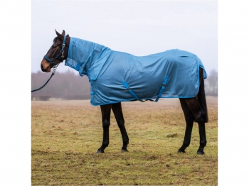 JHL Jumpers Horse Line Essential Fleece Mesh Rug