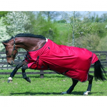 JHL JUMPERS HORSE LINE MEDIUMWEIGHT TURNOUT NECK COVER