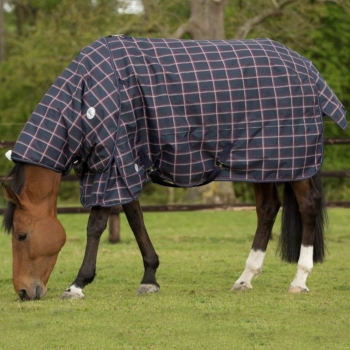 JHL Jumpers Horse Line Lightweight Plus Turnout Rug with Neck Included