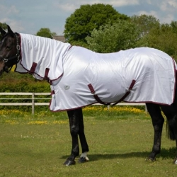 JHL Jumpers Horse Line Essential Combo Fly Rug